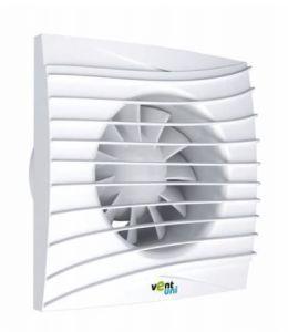 Vent uni VU-125 SF Silent Fan, Basic without Functions - 6146