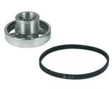 Pulley & Drive Belt (Service Kit) for Beko Blomberg Tumble Dryers - 492204404