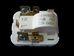 Compressor Installation, Relay, PTC 103N0050 for Danfoss Fridges