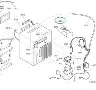 Module for Whirlpool Indesit Fridges - 481221778276