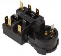 Compressor Relay for Beko Blomberg Fridges - 4346040585