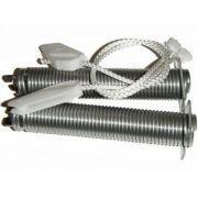Door Hinge Rope (Service Kit) for Bosch Siemens Dishwashers - 00754869