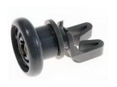 Basket Wheel for Beko Blomberg Dishwashers - Part nr. Beko / Blomberg 1885800500
