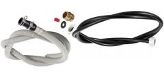 Pressure and Drain Hose Original Extension Kit for Bosch Siemens Dishwashers - 00350564