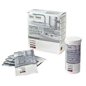 Cleaning kit for the modern aluminium and stainless steel - 311140, 00311140, 00311775, 311775 Bosch, Siemens, Neff