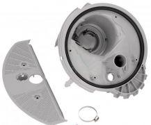 Sump Sealing Original Repair Kit (in Case of Fault E:15) for Bosch Siemens Dishwashers - 11002717