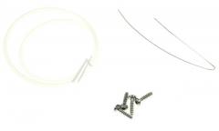 Sump Sealing Original Repair Kit (in Case of Fault E:15) for Bosch Siemens Dishwashers - 12005744