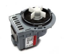 Drain Pump Motor for Whirlpool Indesit Washing Machines - Part nr. Whirlpool / Indesit 481281729514