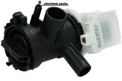 Drain Pump for Bosch Siemens Washing Machines - Part. nr. BSH 00145212