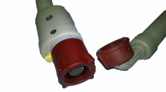 Hose with Aquastop Valve for Universal Washing Machines - Part nr. Whirlpool / Indesit 484000008795