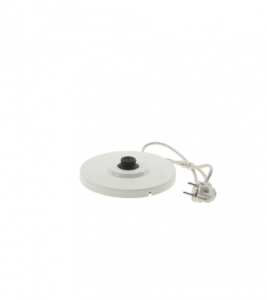 Base including Contact and Power Cord for Bosch Siemens Kettles - 00498359
