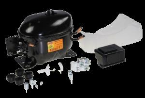Compressor For AEG Electrolux Zanussi Fridges - 4055045621