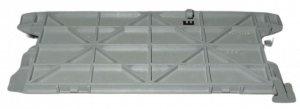 Push Button Unit Original Back Cover for Beko Blomberg Dishwashers - 1755570200