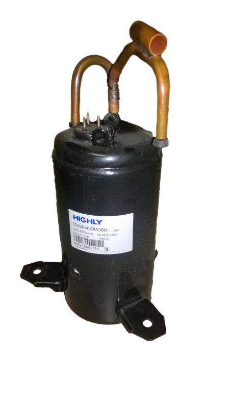 Compressor for Bosch, Siemens, Neff Tumble Dryers - 00145323