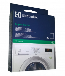 Washing Machine Cleaner SUPER CLEAN Electrolux