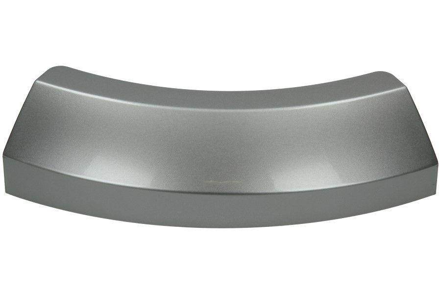 Door Handle for Bosch, Siemens, Neff Tumble Dryers Silver - 00644363