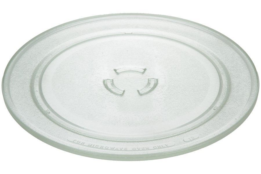 Glass Plate, Turntable for Whirlpool Microwave Ovens - 481941879728 Ostatní