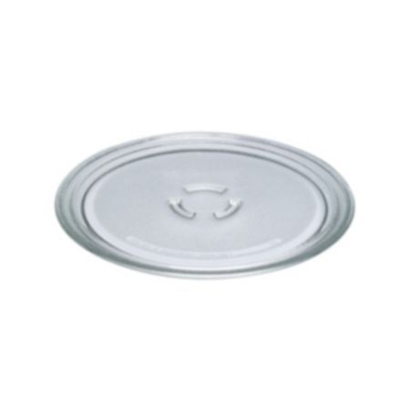 Plate, Turntable for Whirlpool Microwave - 8015250132816, 481246678407