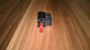Power Switch for AEG Electrolux Washing Machines or Tumble Dryers - 1249271402 AEG, Electrolux, Zanussi