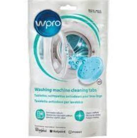 Anti-odor Tablets for W-pro Washing Machines - 484000001180